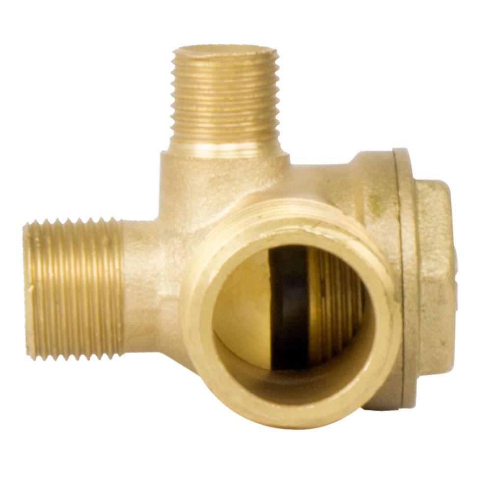 Air Compressor Replacement Parts >> Replacement Check Valve For Husky Air Compressor E101362 The Home