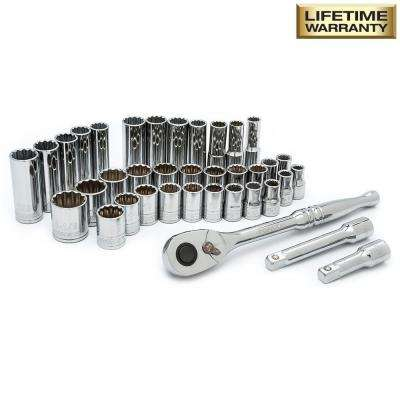 1/2 in. Drive MTS (37-Piece)