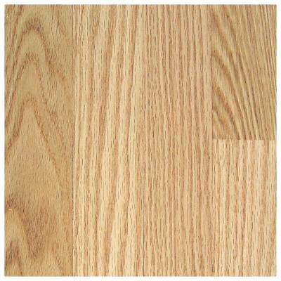 Wilston Red Oak Natural Hardwood Flooring - 5 in. x 7 in. Take Home Sample