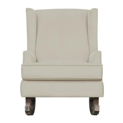 Lily Glider Buckwheat Chair