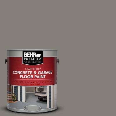 1 gal. #N360-5 Mossy Oak 1-Part Epoxy Concrete and Garage Floor Paint