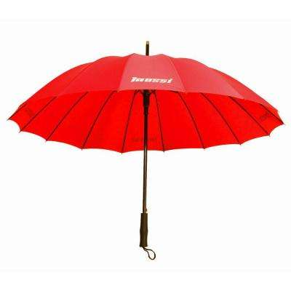 Red Deluxe Umbrella