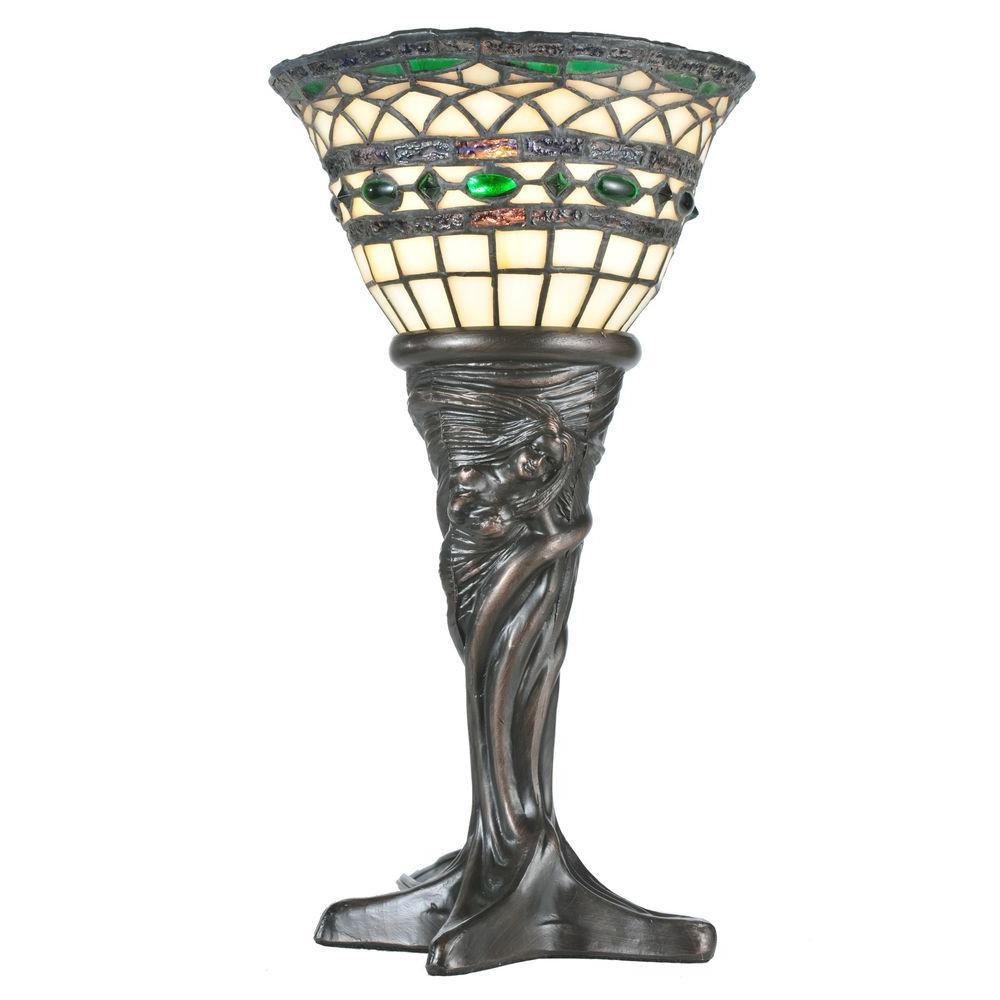 Illumine 1 Light Roman Mini Lamp