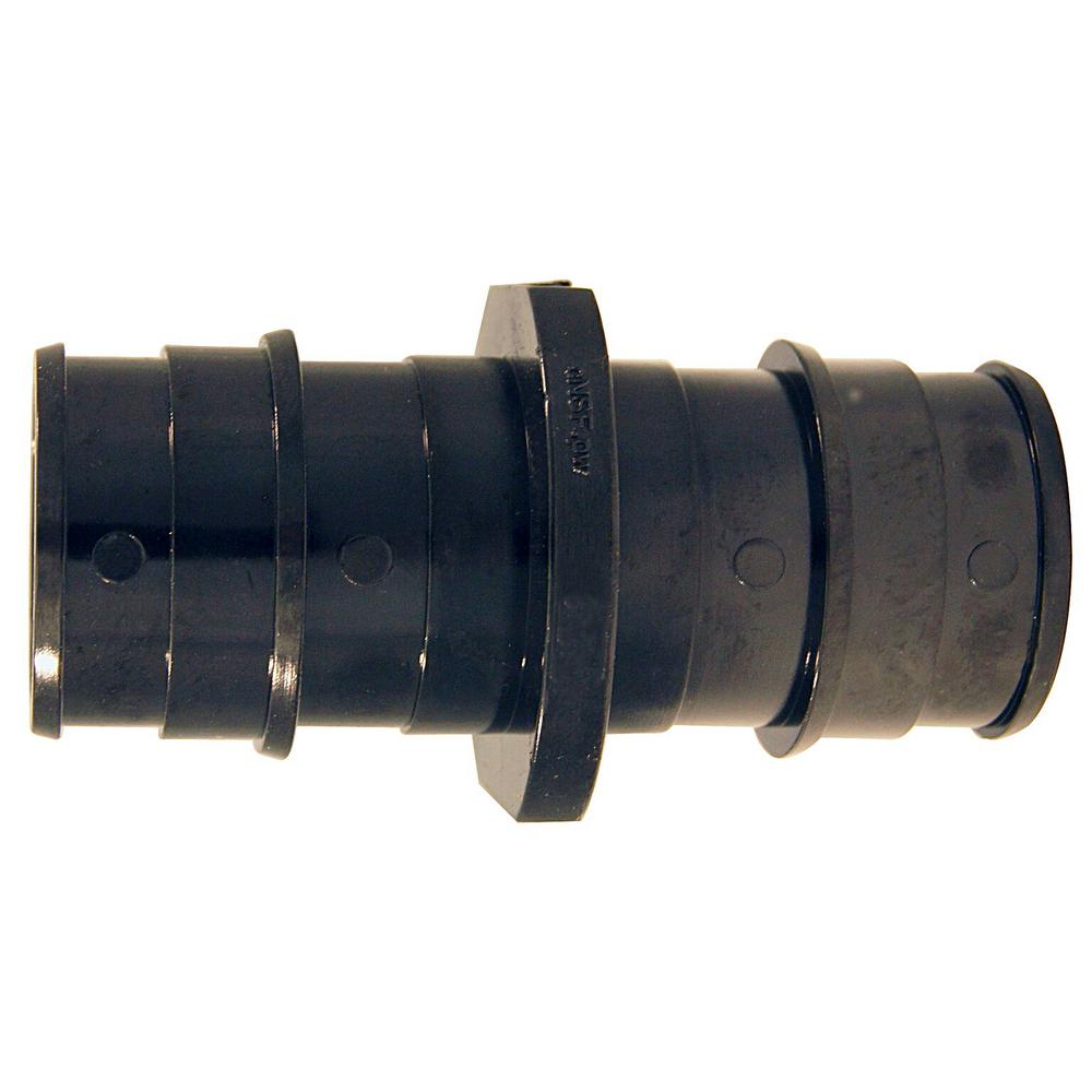 3/4 in. Poly-Alloy PEX-a Barb Coupling (10-Pack)