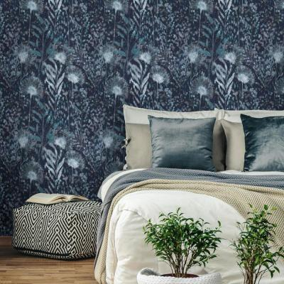 28.29 sq. ft. Dandelion Peel and Stick Wallpaper