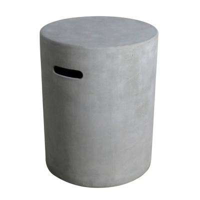 16 in. Propane Round Tank Cover