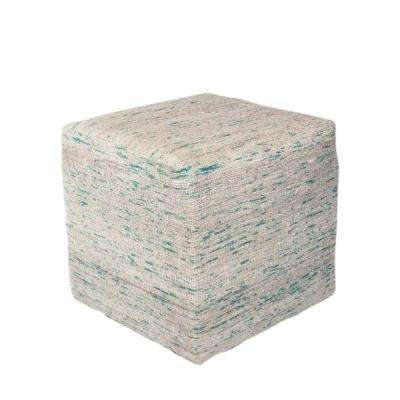 Excellent Ice Blue Ottomans Living Room Furniture The Home Depot Alphanode Cool Chair Designs And Ideas Alphanodeonline