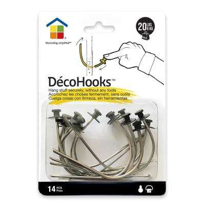 Deco Hooks 20 lbs. Small Head Project Pack