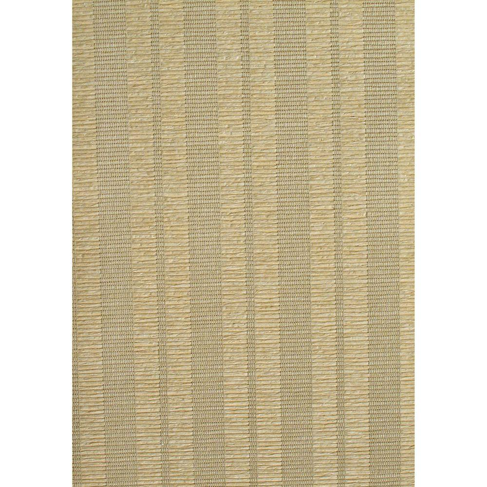 The Wallpaper Company 72 sq. ft. Linen String Textured Grasscloth Wallpaper-DISCONTINUED