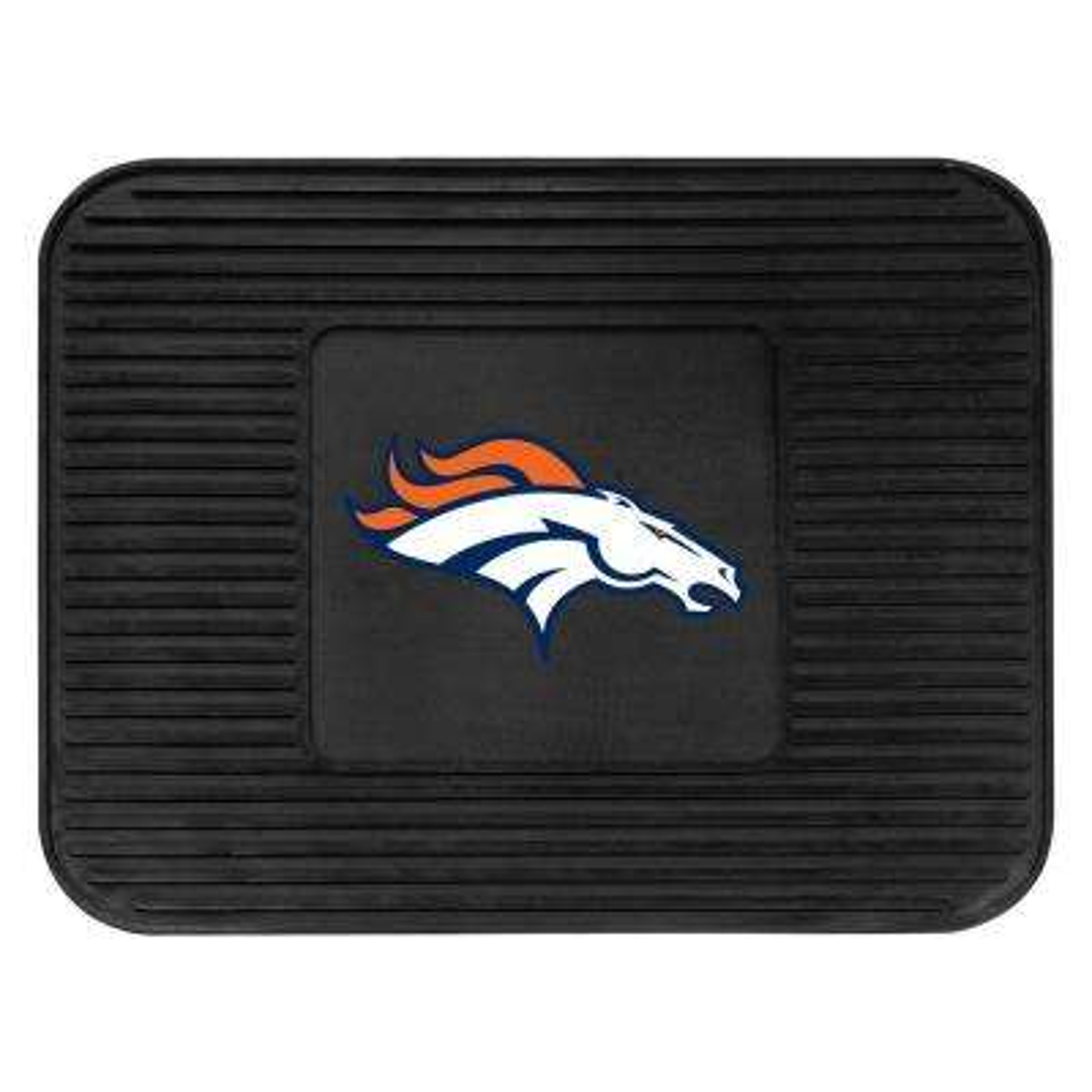 Denver Broncos 14 in. x 17 in. Utility Mat