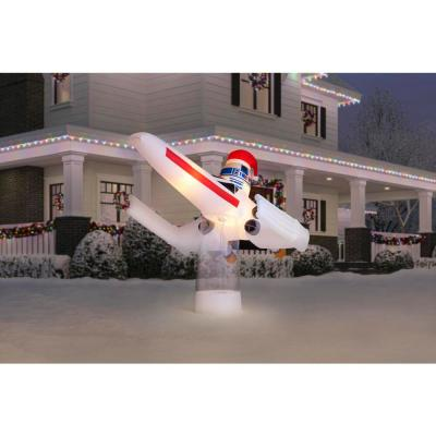 6 ft. Inflatable Star Wars X Wing Scene