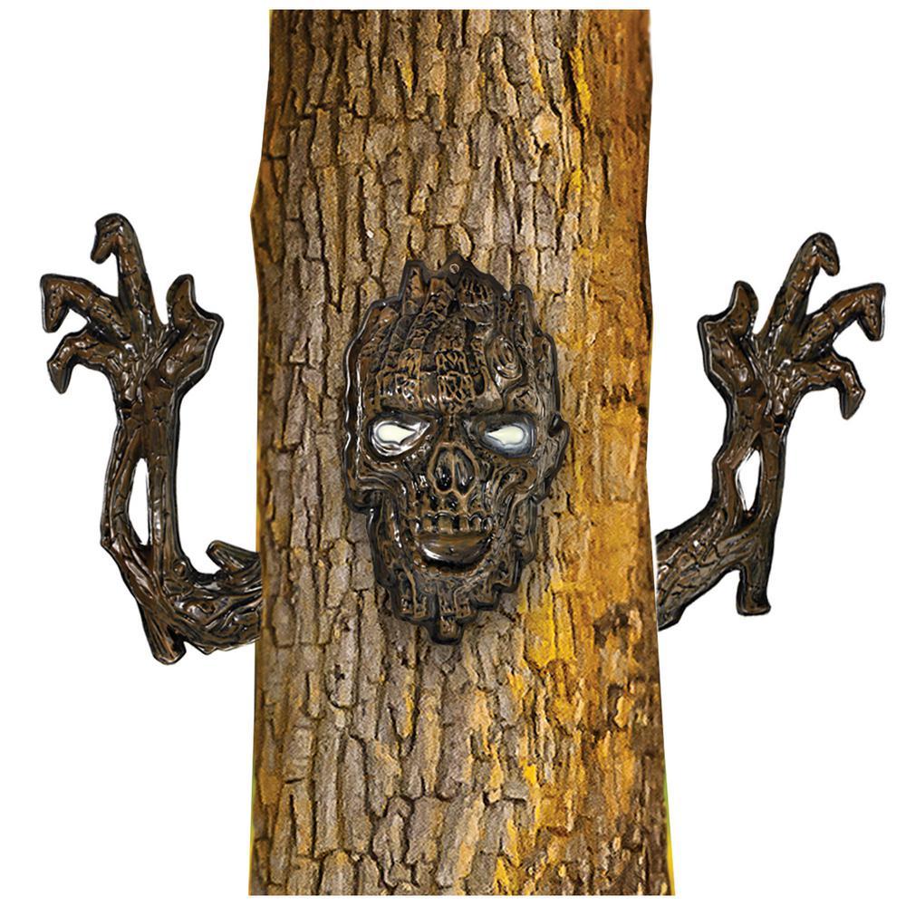 11 in. Halloween Haunted Tree Man