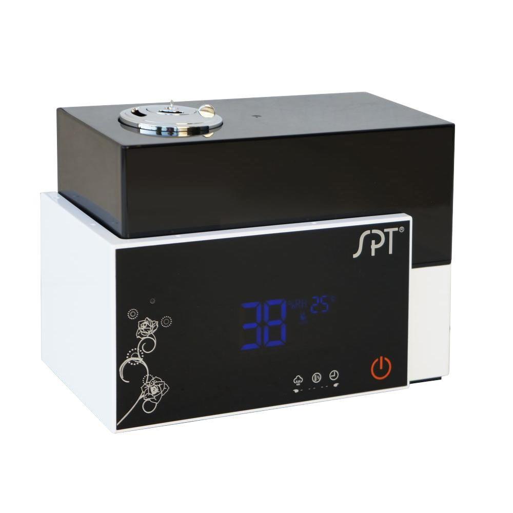 Spt Digital Ultrasonic Cool Mist Humidifier With Hygrostat Sensor