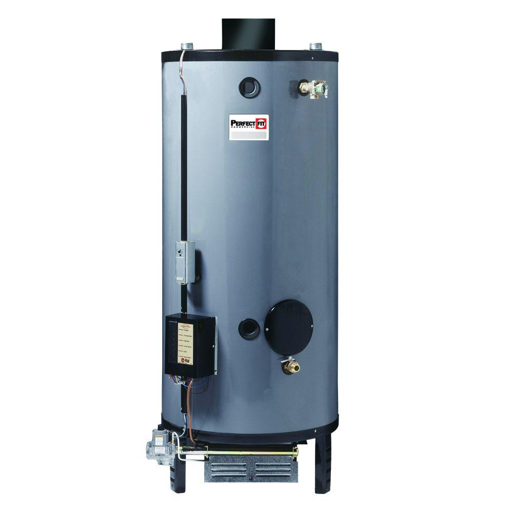 100 Gal. 3-Year 250,000 BTU Low NOx Natural Gas Water Heater