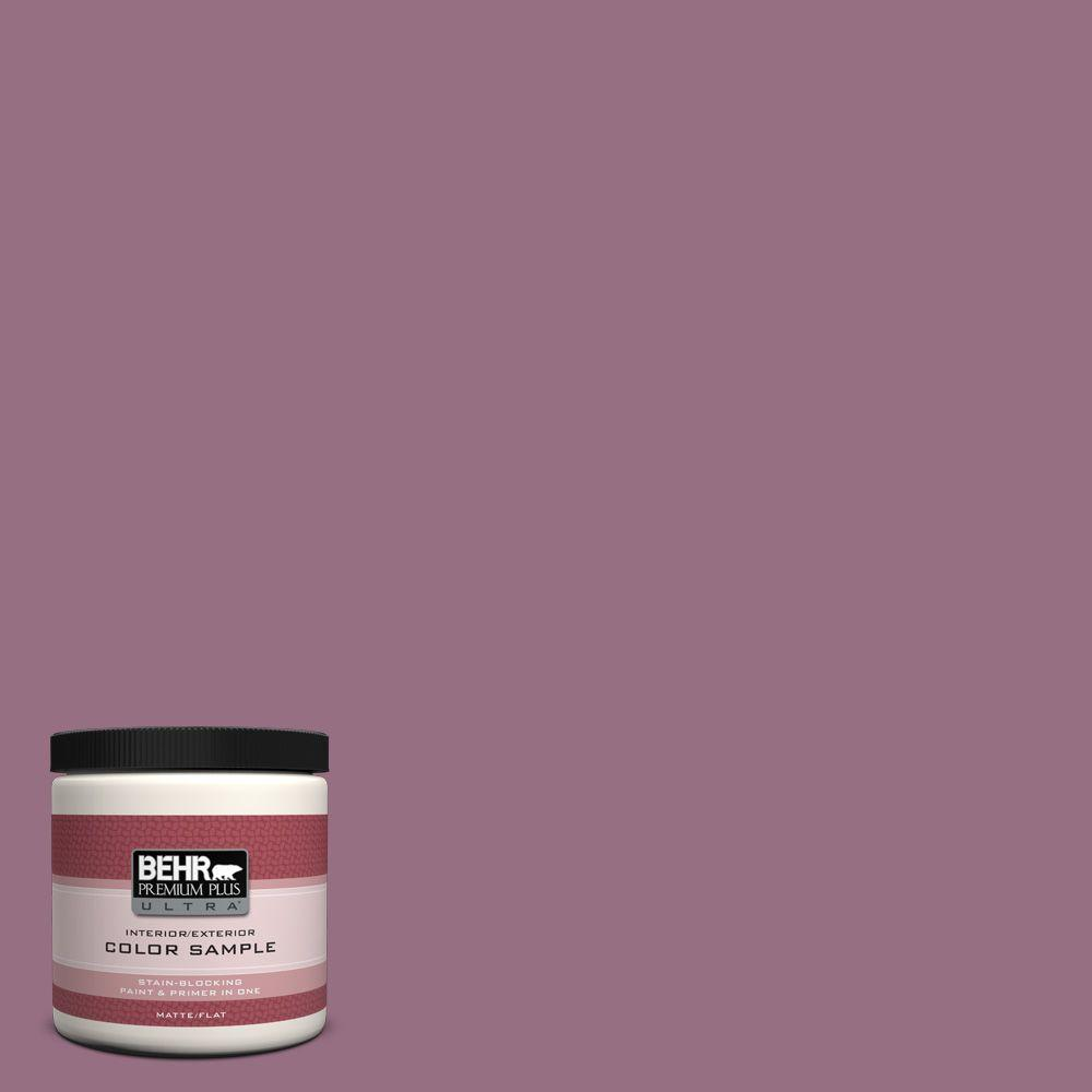 BEHR Premium Plus Ultra 8 oz. #690D-6 Meadow Flower Interior/Exterior Paint Sample