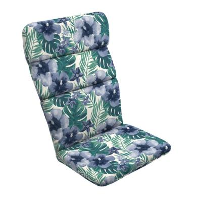 20 in. x 28.5 in. Salome Tropical Outdoor Adirondack Chair Cushion