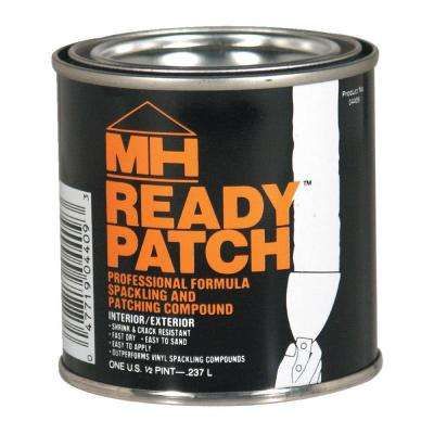 1/2-pt. Ready Patch Spackling and Patching Compound (Case of 12)