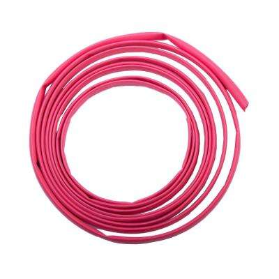 8 ft. Heat Shrink Tubing, Red (Case of 10)