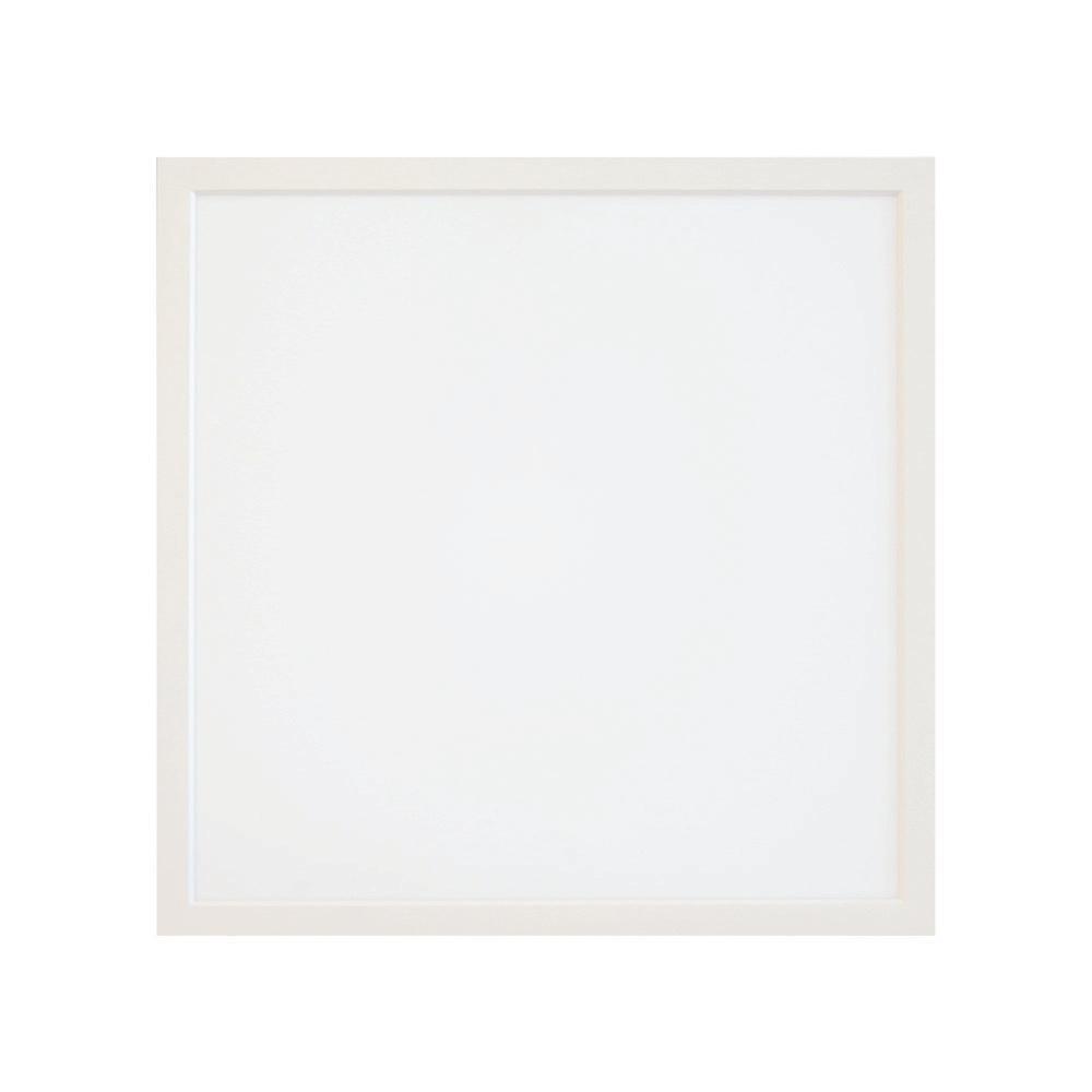 2 ft. x 2 ft. 30-Watt 4000K White Integrated Ceiling LED Flat Panel Dimmable Light (2-Pack)