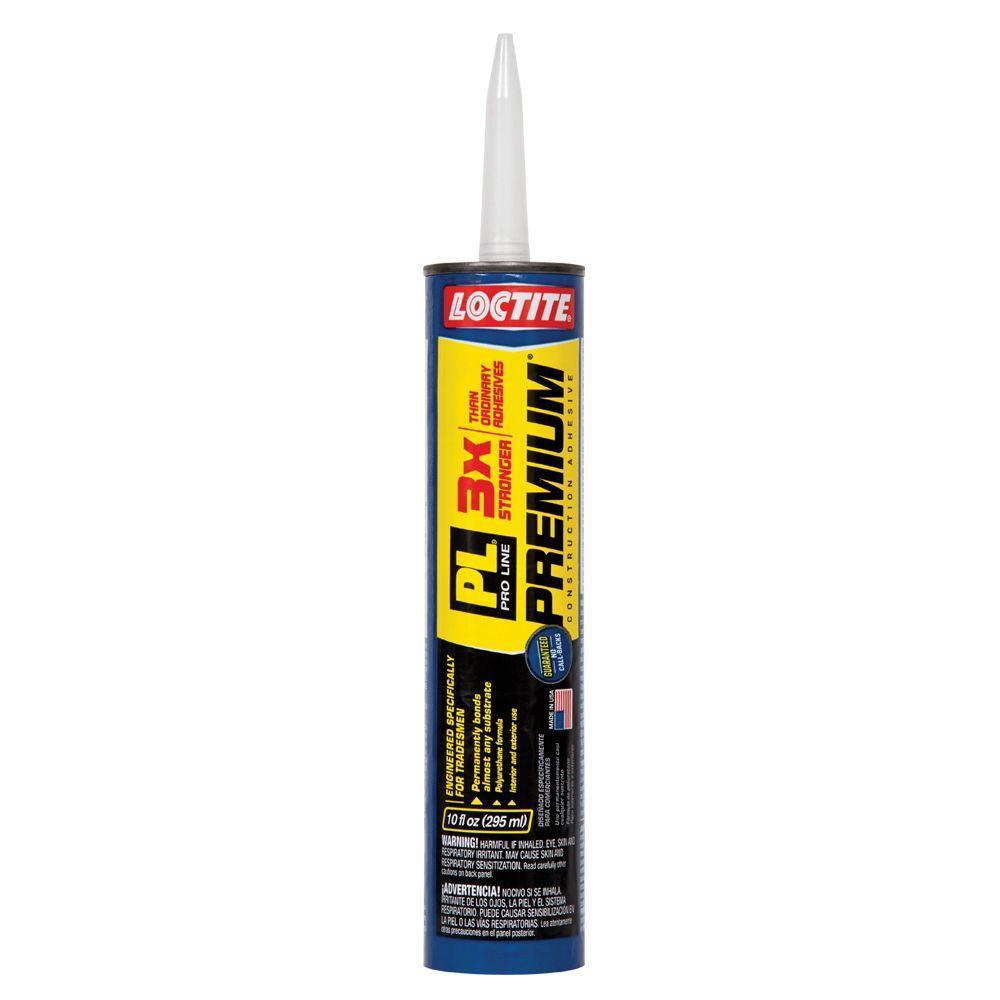 PL Premium 10 fl. oz. Polyurethane Construction Adhesive (12-Pack)