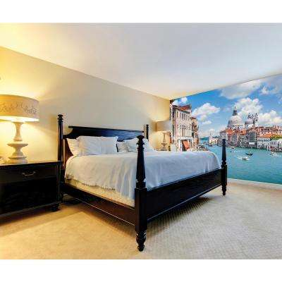 118 in. x 98 in. Grand Canal Wall Mural