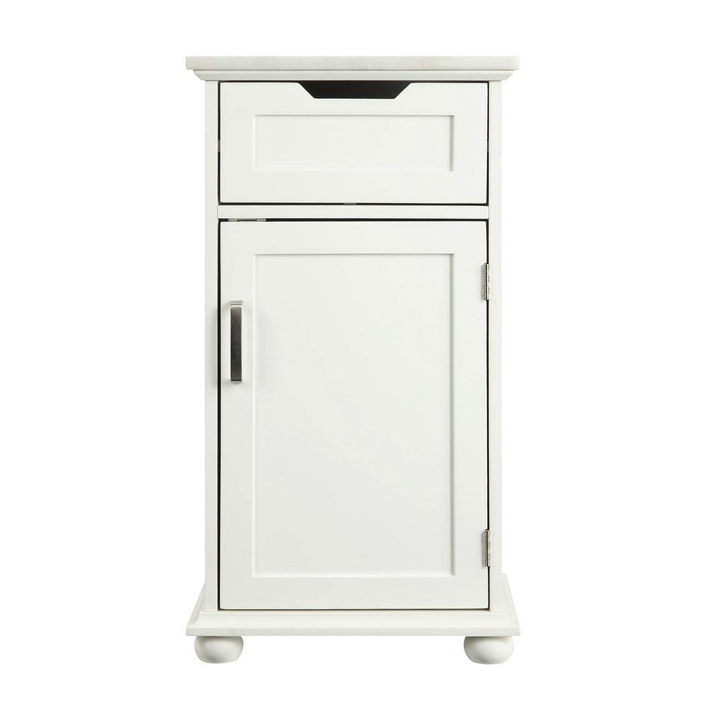 Shizo White Cabinet