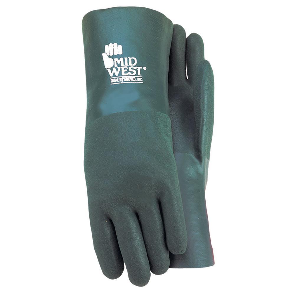 PVC Coated Chemical Glove