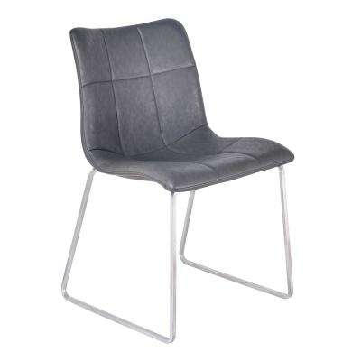 Franklin Grey Dining Chair (Set of 2)