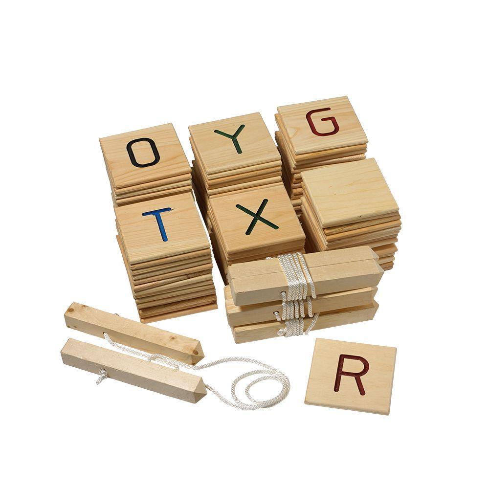 Belknap Hill Trading Post Word Tussle Game Kit