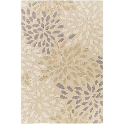 Liepaja Light Gray 8 ft. x 11 ft. Indoor Area Rug