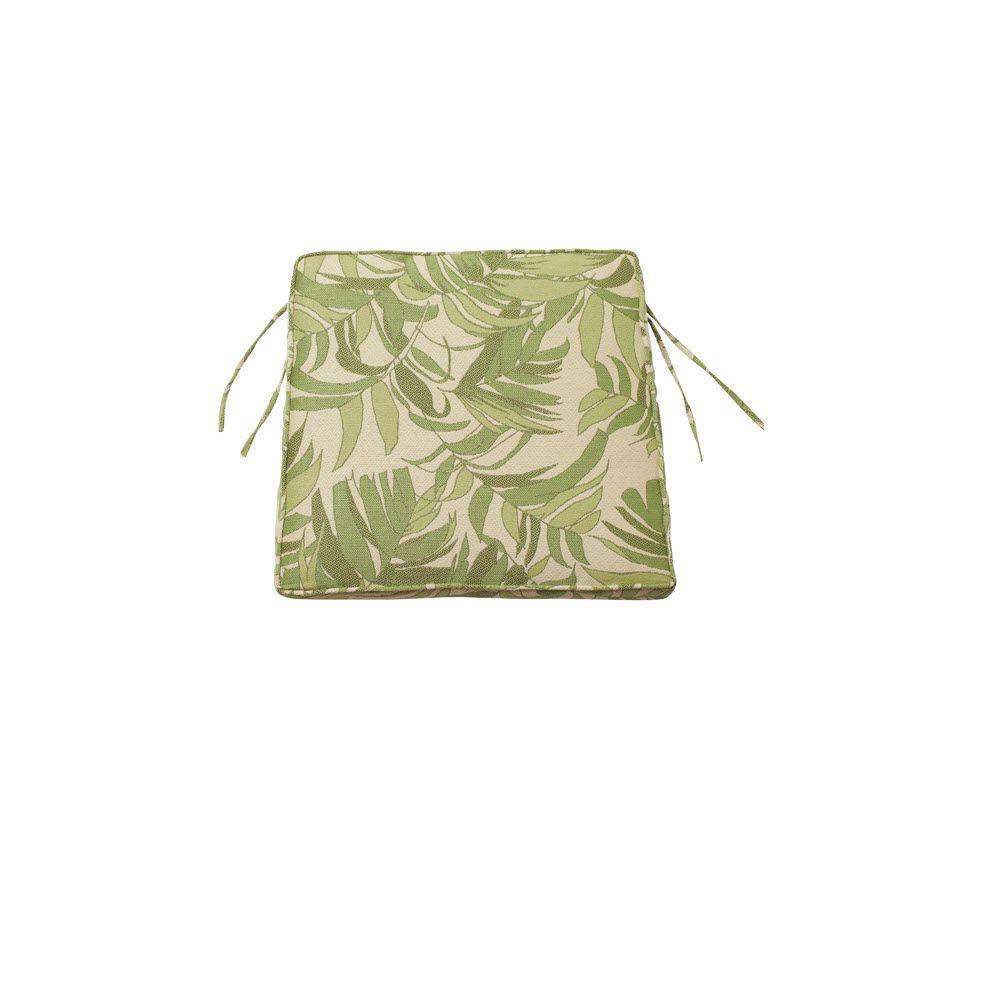 Home Decorators Collection Rainforest Olefin 20.5 In. X 18 In. Trapezoid  Box Edge