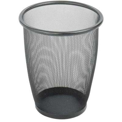 5 Gal. Round Metal Mesh Trash Can