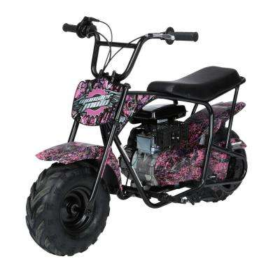 Muddy Girl 80cc Gas Mini Bike
