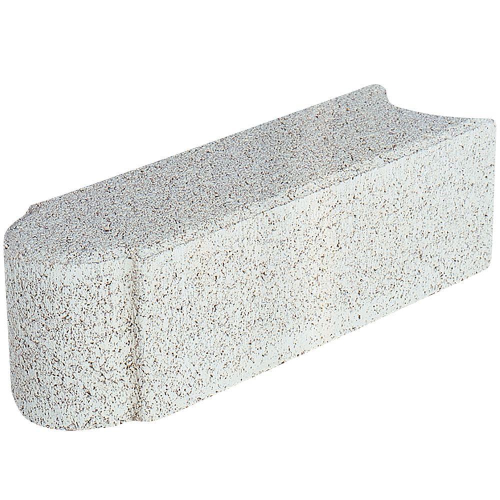 Edgestone 12 in. x 3.5 in. x 3.5 in. Limestone Concrete
