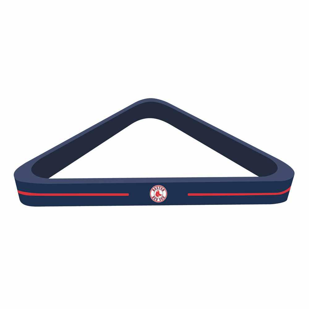 Boston Red Sox Billiard Triangle