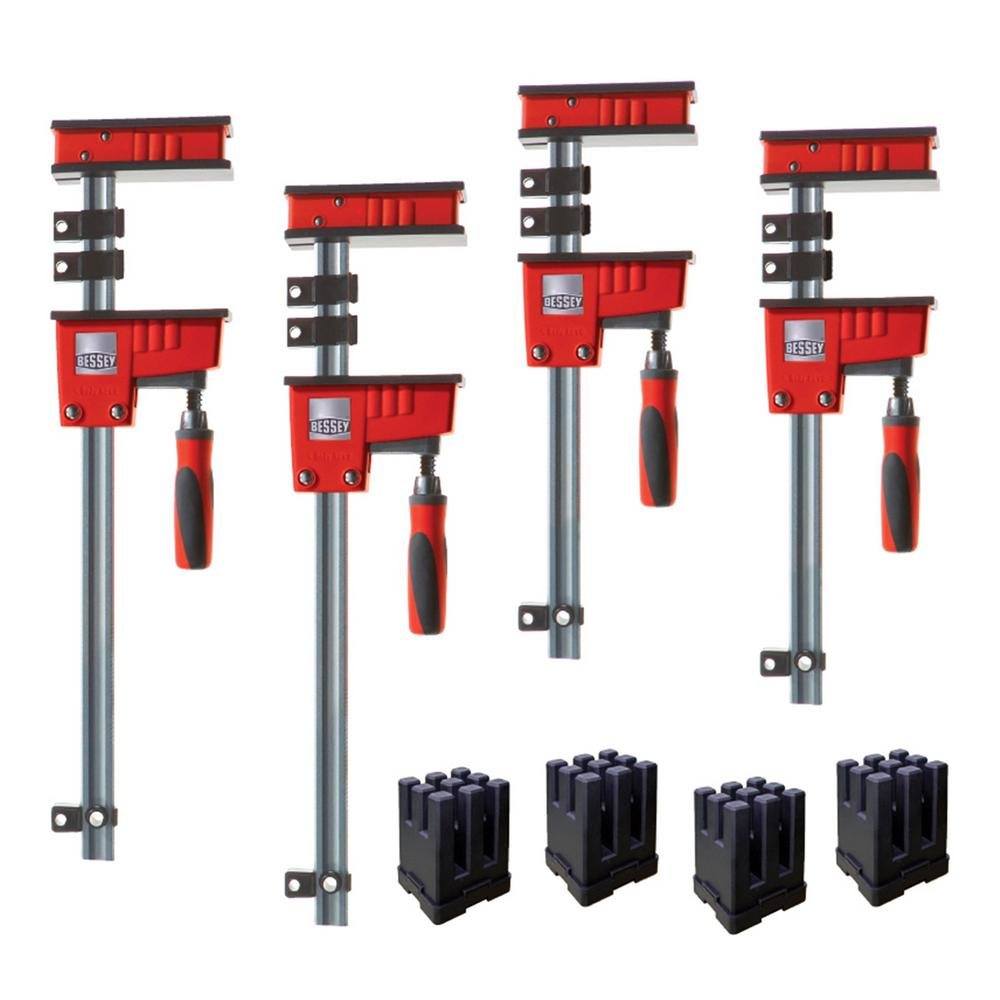 BESSEY Framing Kit Containing 2 Each of KRE3.524 and KRE3.540 Plus a ...