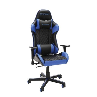 100 Racing Style Gaming Chair, in Blue (RSP-100-BLU)