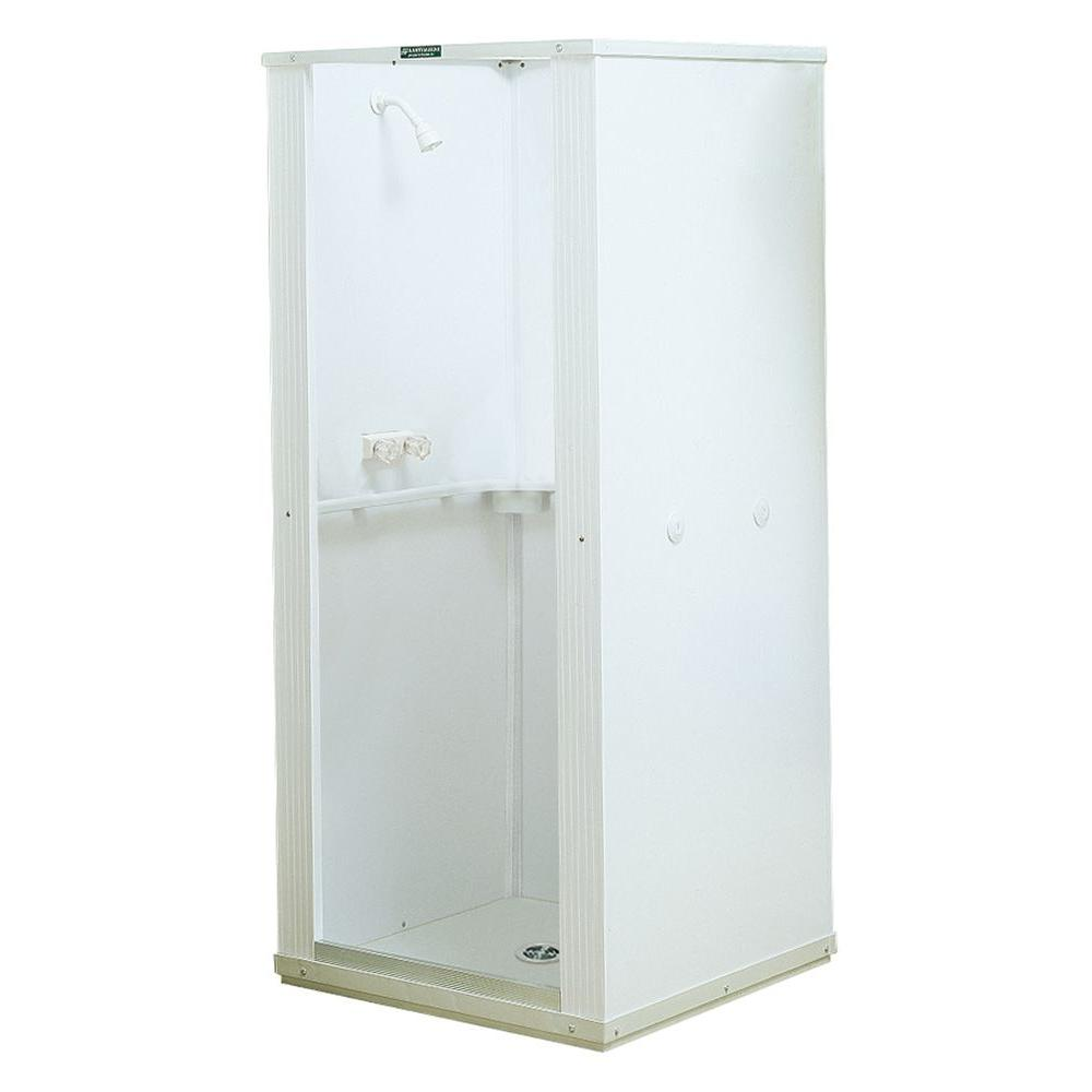 32 inch corner shower stall kits. Durastall 32 in  x 75 Shower Stall with Standard Base