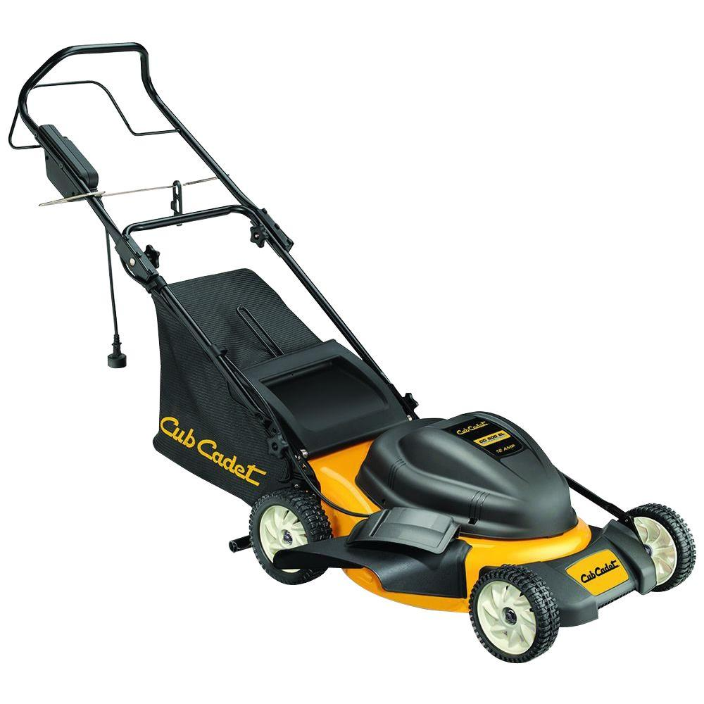 Cub Cadet 19 in. 12 Amp Corded Electric Lawn Mower
