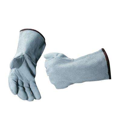 Large Leather Welder Gloves