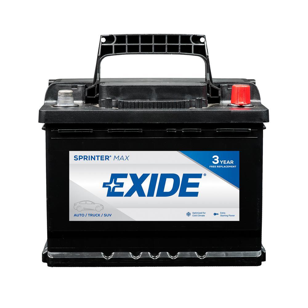 Exide SuperCrank Lead Acid 5L-BS Powersport Battery-5L-BS