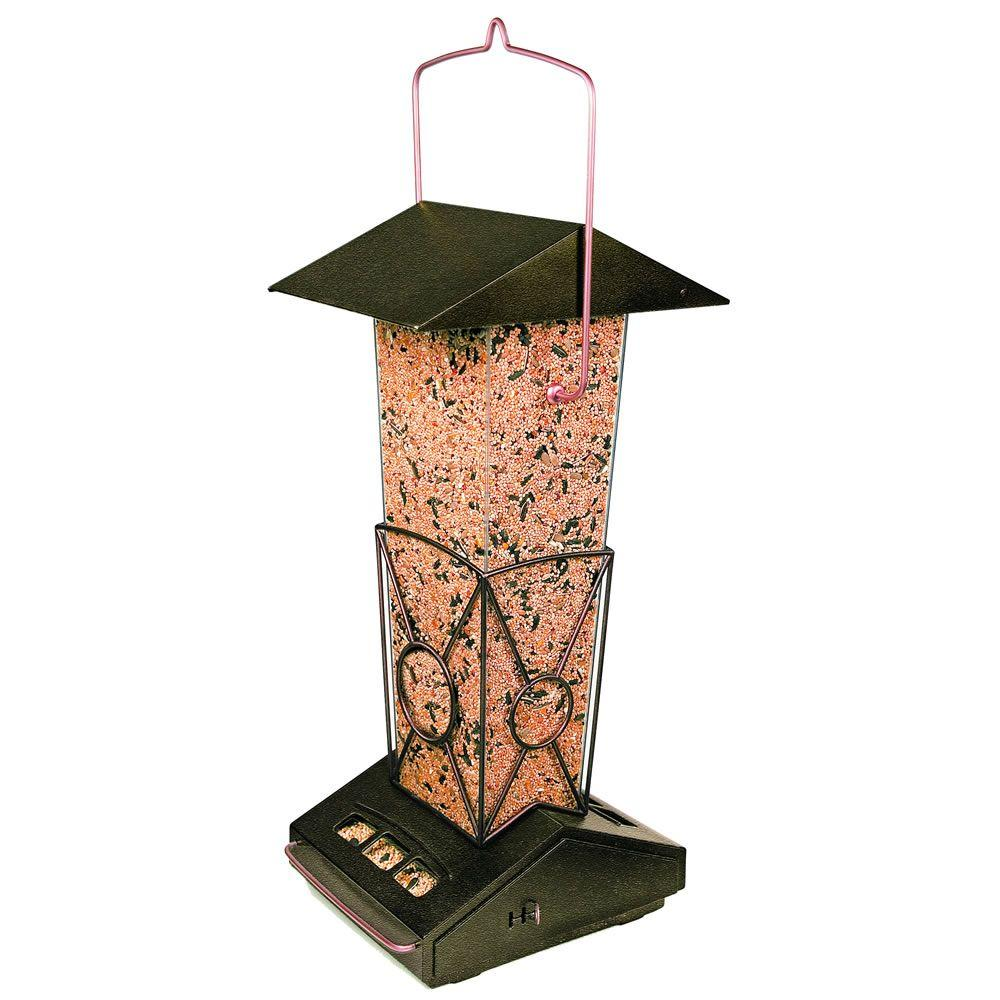 Perky-Pet Fortress Squirrel Proof Feeder