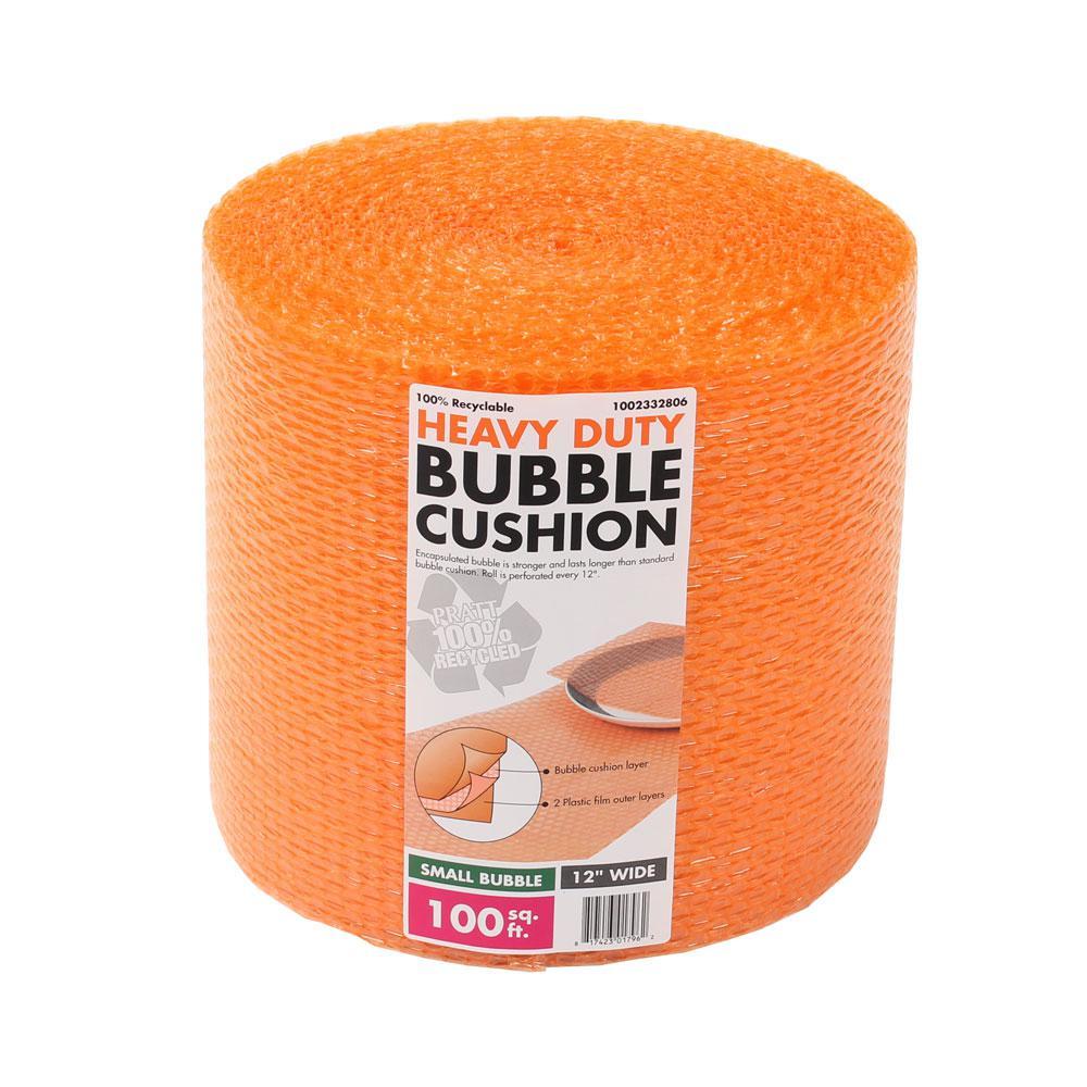 3/16 in x 12 in. x 100 ft. Heavy Duty Bubble Cushion