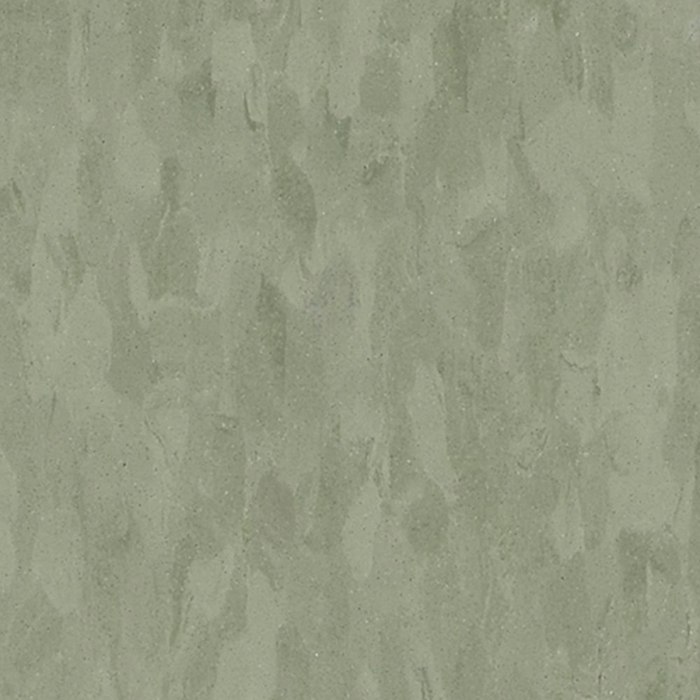 Migrations BBT 12 in. x 12 in. Moss Green Commercial Vinyl Tile Flooring (45 sq. ft. / case)