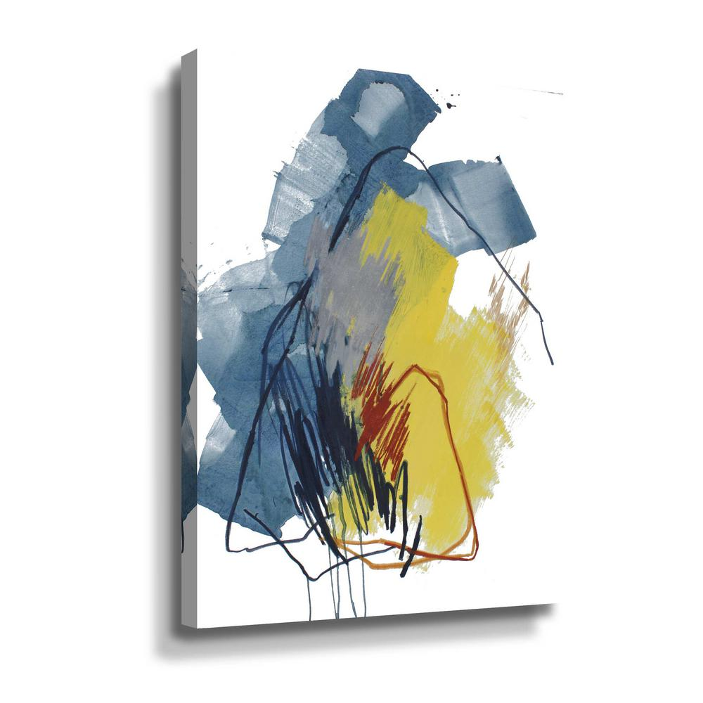 'Fall of 2016 no. 1' by Ying guo Canvas Wall Art