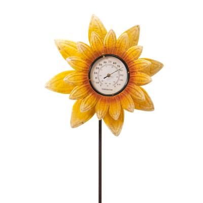 63 in. H Sunflower Yard Stake