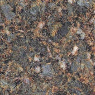 2 in. x 3 in. Laminate Countertop Sample in Spicewood Springs with Standard Fine Velvet Texture Finish