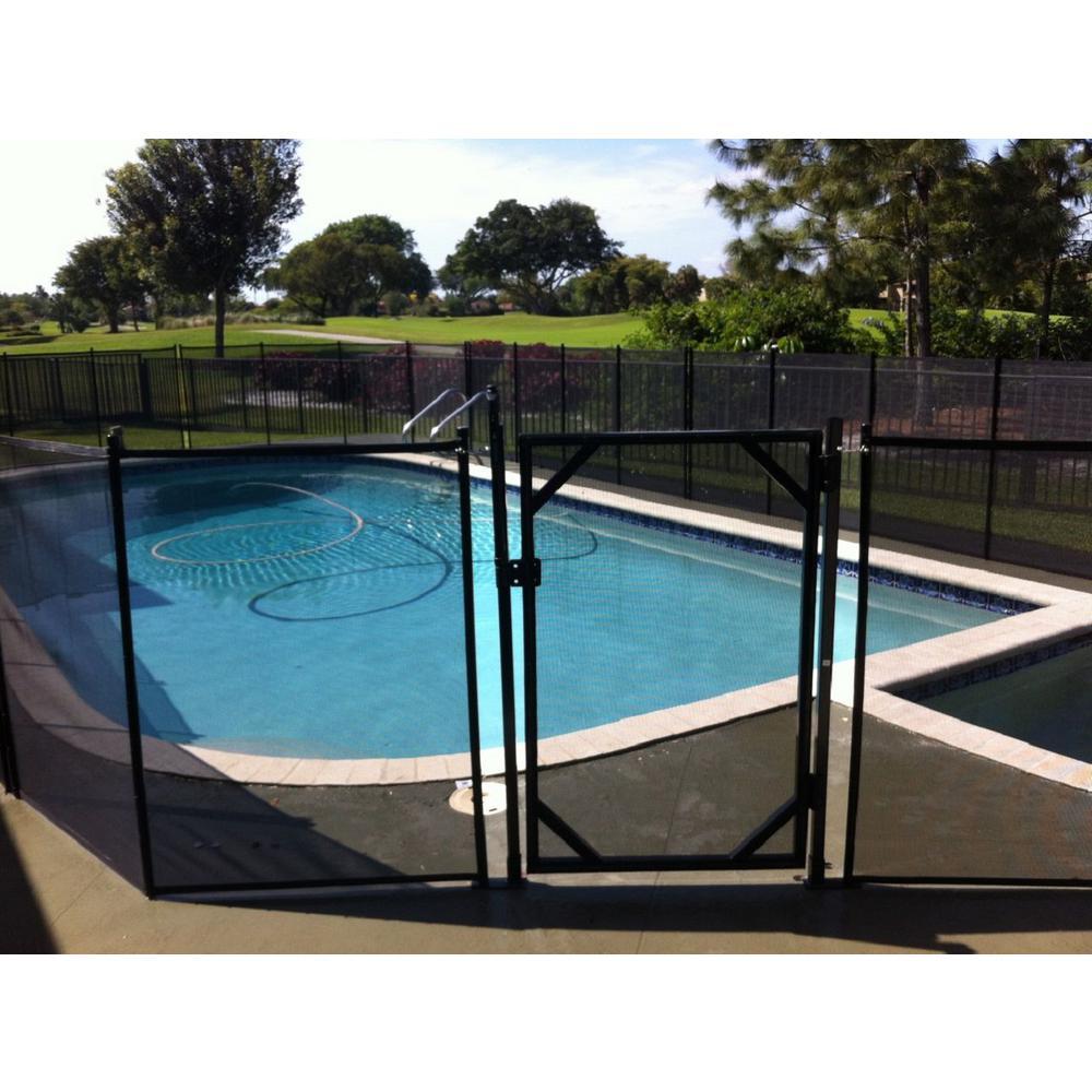 Self-Closing Pool Gate