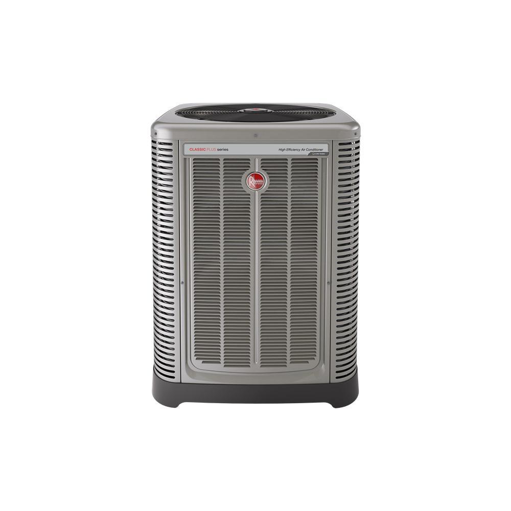 Installed Classic Plus Series Air Conditioner