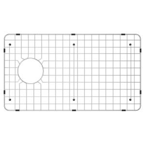 15 in. x 27 in. Sink Bottom Grid for Select Barclay Sinks in Stainless Steel